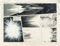 Original Comic Art:Panel Pages, George Metzger Beyond Time and Again (nn) Story Page 36 Original Art (Kyle & Wheary, 1976). ...