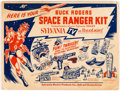 Premiums:Radio, Buck Rogers Space Ranger Kit (Sylvania Electric Products Inc., 1952)....