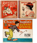 Platinum Age (1897-1937):Miscellaneous, Platinum Age Humor Group of 3 (Various Publishers, 1917-30)....(Total: 3 Items)