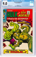 Silver Age (1956-1969):Superhero, Tales to Astonish #91 (Marvel, 1967) CGC VF/NM 9.0 Off-white to white pages....