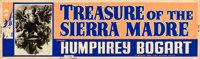 """The Treasure of the Sierra Madre (Warner Brothers, 1948). Rolled, Fine/Very Fine. Silk Screen Banner (24"""" X 82""""..."""