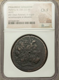 Ancients:Ancient Lots  , Ancients: ANCIENT LOTS. Greek and Roman. Ca. 246 BC-AD 79. Lot offive (5) AR and AE. NGC Fine-XF. ... (Total:...