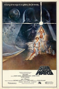 """Movie Posters:Science Fiction, Star Wars (20th Century Fox, 1977). Rolled, Fine/Very Fine. Poster (40"""" X 60"""") Style A, Tom Jung Artwork.. ..."""