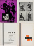 "Music Memorabilia:Memorabilia, Beatles Two ""The Beatles Show"" Concert Programs (UK, 1963)..."