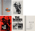 "Music Memorabilia:Memorabilia, The Beatles ""The Beatles Show"" Concert Programs (2) (UK, 1963).. ... (Total: 2 )"