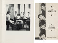 Music Memorabilia:Memorabilia, The Beatles Concert Programs (2) (UK, 1963-1964).
