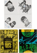 "Music Memorabilia:Memorabilia, The Beatles Two Programs: ""Summer of the Stars '65"" and ""S..."