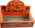 Music Memorabilia:Memorabilia, The Beatles Licorice Box of Record Candies (UK, circa 1963).. ...