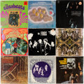 Music Memorabilia:Recordings, The Grass Roots/Blue Cheer - Group of Rock Albums (circa 1960s). . ... (Total: 9 Items)