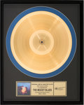 Music Memorabilia:Awards, Moody Blues Every Good Boy Deserves Favour