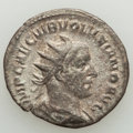 Ancients:Roman Imperial, Volusian (AD 251-253). AR antoninianus (21mm, 3.30 gm, 2h)...
