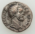 Ancients:Roman Imperial, Ancients: Septimius Severus (AD 193-211). AR denarius (17mm, 3.02 gm, 1h). VF....
