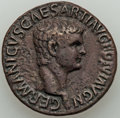 Ancients:Roman Imperial, Divus Germanicus (died AD 19). AE as (28mm, 10.52 gm, 6h)....