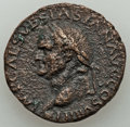 Ancients:Roman Imperial, Vespasian (AD 69-79). AE as (26mm, 9.02 gm, 7h). About XF,...