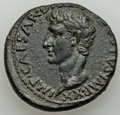Ancients:Roman Imperial, Augustus (27 BC-AD 14) AE as (28mm, 11.36 gm, 10h), XF.