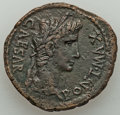 Ancients:Roman Imperial, Ancients: Augustus (27 BC-AD 14) AE as (27mm, 11.06 gm, 7h). XF. ...