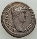 Ancients:Roman Imperial, Hadrian (AD 117-138). AR denarius (17mm, 2.90 gm, 7h). Fin...