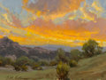 Paintings:Contemporary   (1950 to present), Bill Anton (American, b. 1957). Arizona Glory. Oil on canvas laid on board. 12 x 15-7/8 inches (30.5 x 40.3 cm). Signed ...