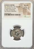 Ancients:Roman Imperial, Severus Alexander, as Augustus (AD 222-235). AR denarius (...