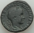 Ancients:Roman Imperial, Gordian III (AD 238-244). AE sestertius (28mm, 18.40 gm, 1...