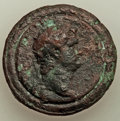 Ancients:Roman Imperial, Nero (54-68). AE dupondius (28mm, 13.52 gm). Fine....