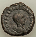 Ancients:Roman Imperial, Saloninus, as Caesar (AD 256-258). AE as (24mm, 10.63 gm, ...