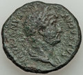 Ancients:Roman Imperial, Hadrian (AD 117-138). AE as (28mm, 8.09 gm, 6h). About VF....