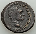 Ancients:Roman Imperial, Vespasian (AD 69-79). Lot of two (2) AE asses. Fine-VF.