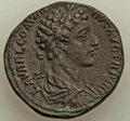 Ancients:Roman Imperial, Ancients: Commodus (AD 177-192). AE sestertius (30mm, 22.52 gm,1h). XF....