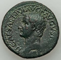 Ancients:Roman Imperial, Ancients: Tiberius (AD 14-37). AE as (29mm, 10.98 gm, 1h). XF....
