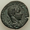 Ancients:Roman Imperial, Severus Alexander (AD 222-235) AE as (24mm, 10.87 gm, 12h)...