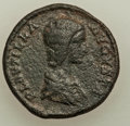 Ancients:Roman Imperial, Ancients: Plautilla (AD 202-205). AE as (23mm, 6.06 gm, 6h). VF....