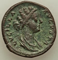 Ancients:Roman Imperial, Lucilla (AD 164-182/3). AE as (25mm, 12.21 gm, 5h). XF.