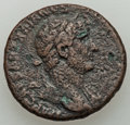 Ancients:Roman Imperial, Ancients: Hadrian (AD 117-138). AE as (25mm, 8.77 gm, 6h). AboutVF....