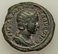 Ancients:Roman Imperial, Julia Mamaea (AD 222-235). AE as (26mm, 11.50 gm, 2h). VF....