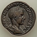 Ancients:Roman Imperial, Gordian III, as Augustus (AD 238-244). AE sestertius (31mm...