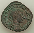 Ancients:Roman Imperial, Gordian III, as Augustus (AD 238-244). AE sestertius (32mm...