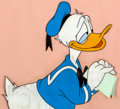 Animation Art:Production Cel, Donald Duck Interstitial Production Cel (Walt Disney, c. 1950s)....