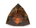 Gems:Faceted, Gemstone: Citrine - 21.2 Cts.. Africa. 20.83 x 20.82 x 12.54 mm . ...