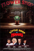 "Movie Posters:Musical, Little Shop of Horrors (Warner Brothers, 1986). Rolled, Very Fine+.One Sheet (27"" X 40.5"") SS. James Ibusuki Artwork. Music..."