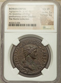 Ancients:Roman Imperial, Agrippina Senior (died AD 33). AE sestertius (36mm, 29.96 ...