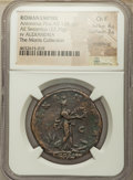 Ancients:Roman Imperial, Ancients: Antoninus Pius (AD 138-161). AE sestertius (33mm, 23.70 gm, 12h). NGC Choice Fine 4/5 - 3/5, smoothing....