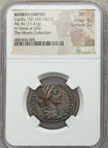 Ancients:Roman Imperial, Lucilla (AD 164-182/3). AE as (26mm, 11.41 gm, 12h). NGC X...