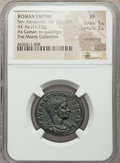 Ancients:Roman Imperial, Severus Alexander, as Caesar (AD 222-235). AE as (25mm, 11...