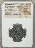 Ancients:Roman Imperial, Ancients: Julia Soaemias (AD 218-222). AE as (25mm, 12.20 gm, 12h). NGC XF 5/5 - 3/5, lt. smoothing....