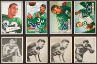 1948 to 1952 Bowman Football Collection (22)