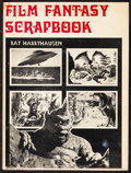 """Movie Posters:Fantasy, Film Fantasy Scrapbook by Ray Harryhausen (Tantivy Press, 1972).Very Fine-. Autographed Hardcover Book (118 Pages, 9.25"""" X ..."""