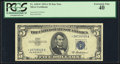 Small Size:Silver Certificates, Fr. 1656* $5 1953A Silver Certificate Star. PCGS Extremely Fine 40.. ...
