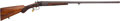 Long Guns:Single Shot, Belgian Lepage Single Shot Percussion Shotgun.. ...