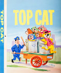 Animation Art:Production Drawing, Top Cat Television Story Book Cover Illustration (Hanna-Barbera/World Distributors, 1963)....